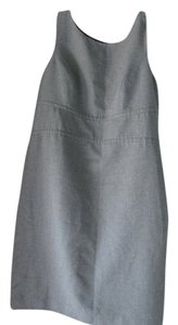 Ann Taylor LOFT short dress Gray on Tradesy