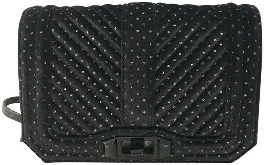 Preload https://img-static.tradesy.com/item/23382130/rebecca-minkoff-love-small-exclusive-black-velvet-cross-body-bag-0-1-540-540.jpg