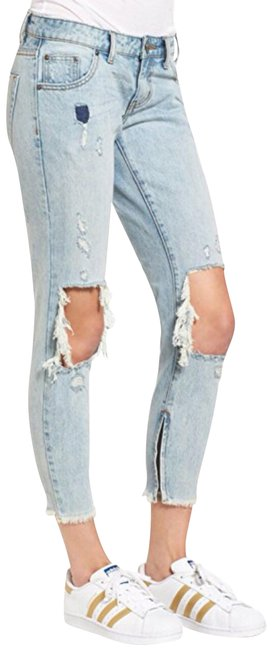 Preload https://img-static.tradesy.com/item/23382137/one-teaspoon-blue-freebirds-destroyed-relaxed-fit-jeans-size-29-6-m-0-1-650-650.jpg