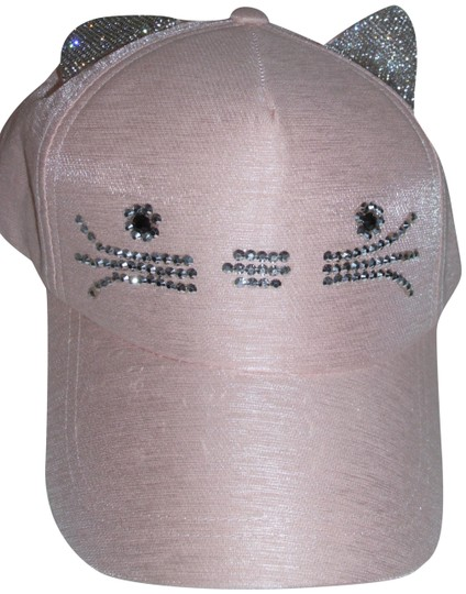 Preload https://img-static.tradesy.com/item/23382277/cat-kitten-pink-baseball-cat-sun-visor-summer-hat-0-1-540-540.jpg
