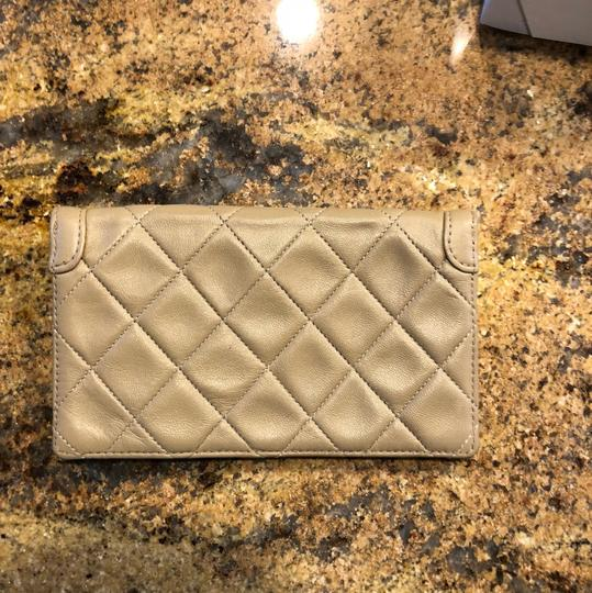 Chanel Small Chanel evening wallet