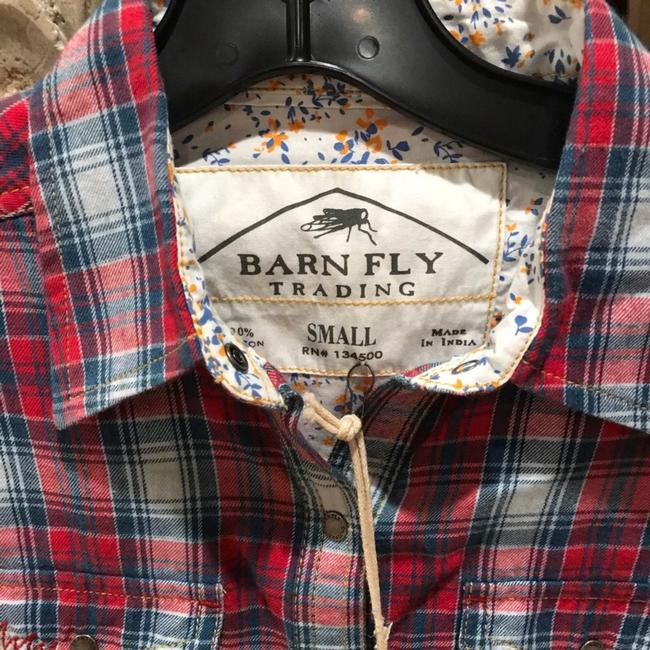 Barnfly Trading Co Button Down Shirt