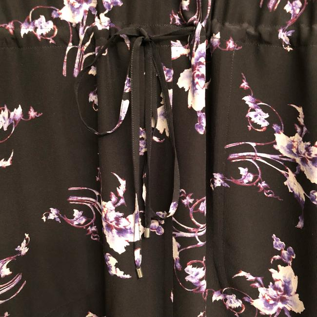 Rebecca Taylor short dress Black Floral Combo on Tradesy