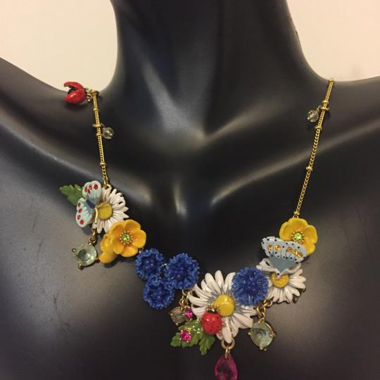 Preload https://img-static.tradesy.com/item/23382711/les-nereides-love-garden-flowers-enamel-necklace-0-0-540-540.jpg