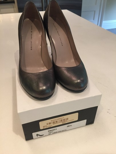 Marc by Marc Jacobs Anthracite Pumps