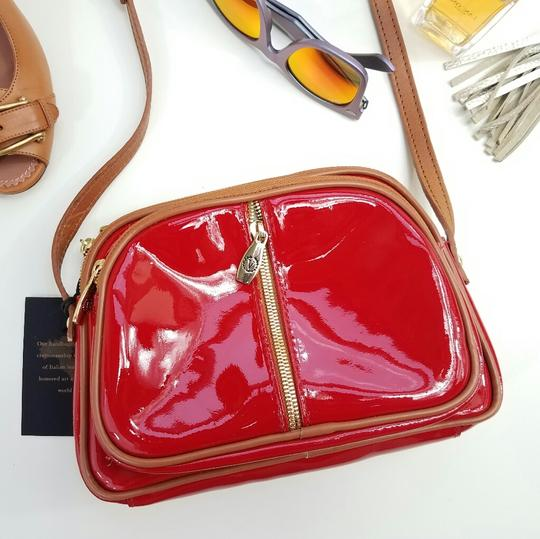 Valentina Leather Cross Body Bag