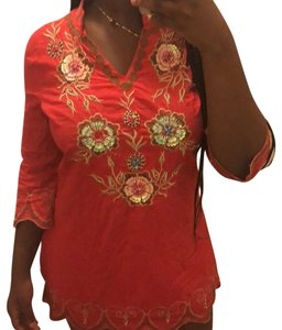 Ankara Top Top red