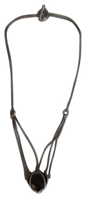 Item - Brown Cage Necklace