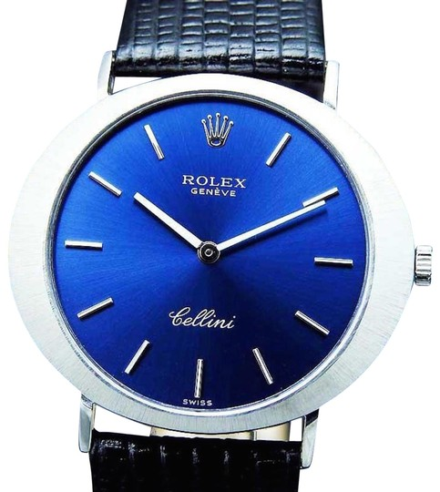 Preload https://img-static.tradesy.com/item/23383017/rolex-18k-white-gold-and-blue-dial-manual-winding-cellini-ref-3758-watch-0-1-540-540.jpg