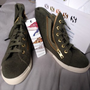 Superga Olive green Athletic