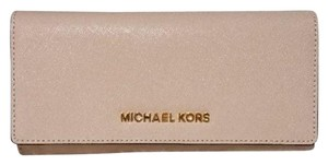 Michael Kors Michael Kors Jet set carryall Leather Wallet