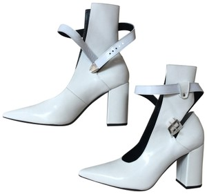 Robert Clergerie white Boots