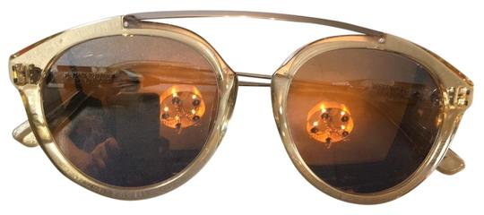 Preload https://img-static.tradesy.com/item/23383411/westward-leaning-clear-w-metal-and-orange-lenses-sunglasses-0-1-540-540.jpg