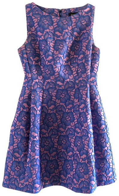 Preload https://img-static.tradesy.com/item/23383511/alexia-admor-purple-and-pink-floral-short-casual-dress-size-2-xs-0-1-650-650.jpg
