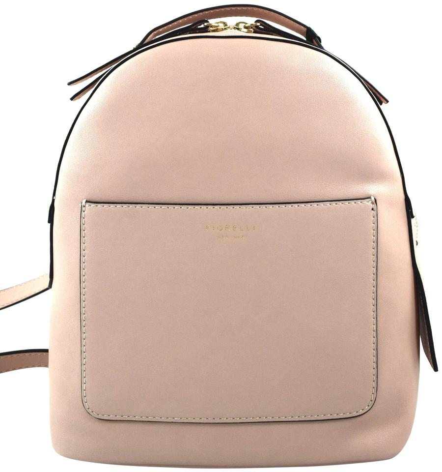 Fiorelli Anouk Petal Pink Faux Leather Backpack - Tradesy
