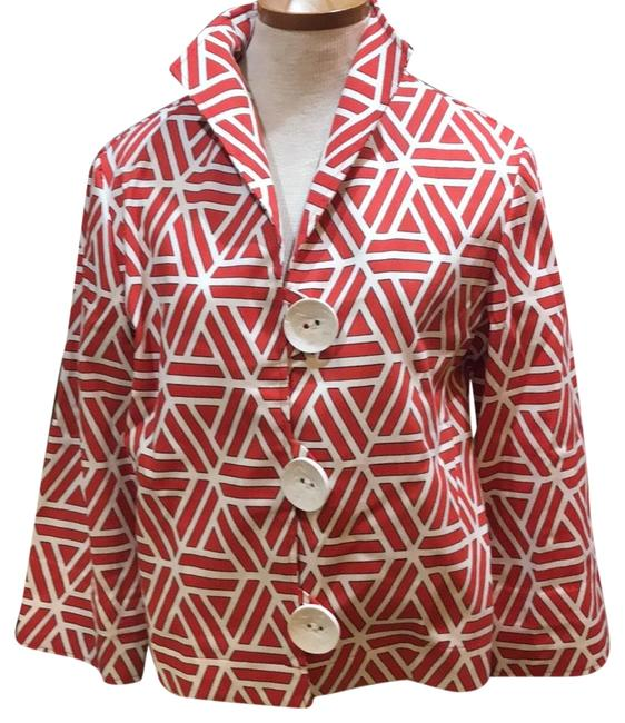 Painted Pony Red/White Jacket