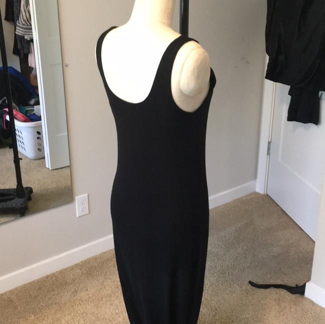 black Maxi Dress by Leith