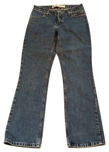 Harley Davidson Boot Cut Jeans-Medium Wash