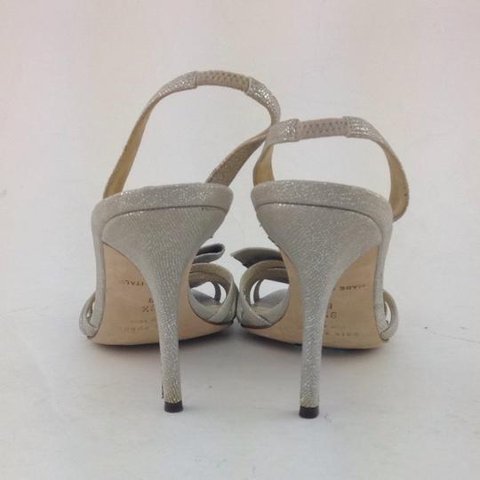 Kate Spade Silver Sandals