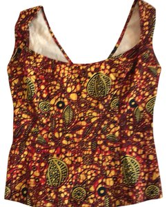 Tracy Feith Top print