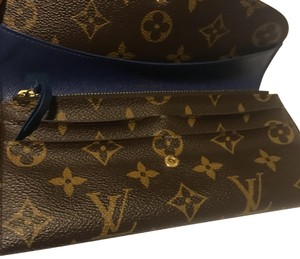 Louis Vuitton Louis Vuitton monogram Emily monogram wallet
