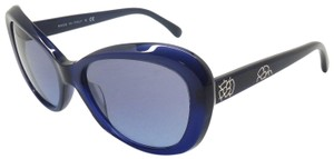 Chanel CHANEL 5246 503/S2 Butterfly Sunglasses Navy/Blue Gradient