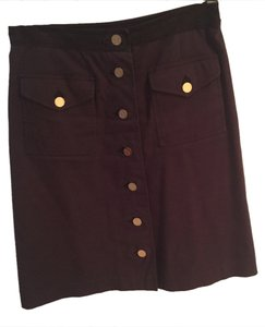 Tory Burch Skirt brown