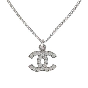 Chanel Chanel Classic CC Crystal Necklace