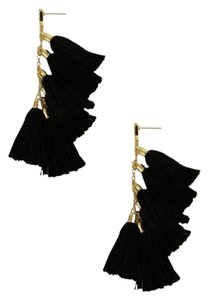 Ettika Ettika Day Dreamer Tassel Earrings