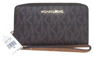 Michael Kors Michael Kors Large Jet set travel phone case wristlet