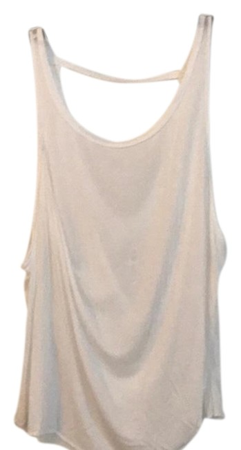 Item - White Activewear Top Size OS