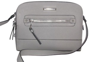 Dana Buchman New Without Multiple Compartment Body/Messenger By Saffiano Lthr Cross Body Bag