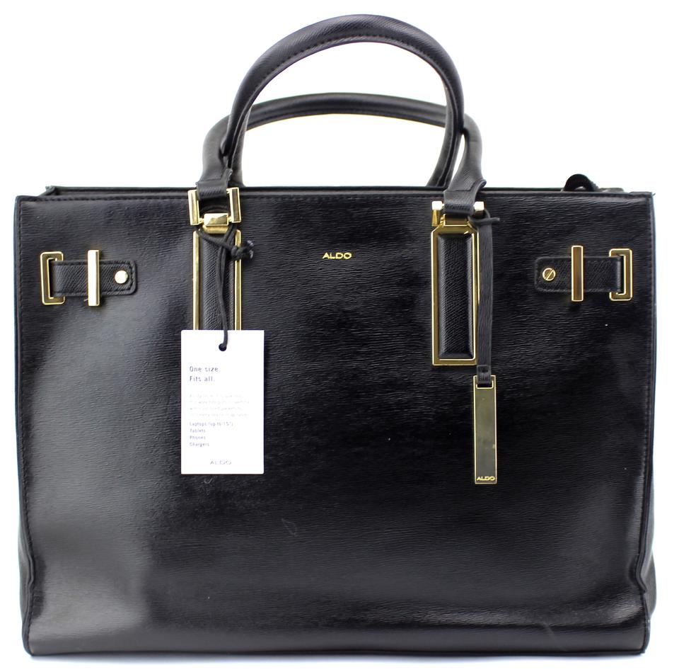 e92b9b00352 Aldo black tote briefcase large faux leather laptop bag tradesy jpg 960x949  Aldo celine inspired bag