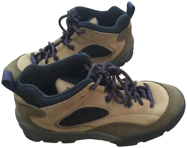 Item - Brown/Purple Montrail Trx Ultra Xt Outdoor Cross Trainers Boots/Booties Size US 8.5 Regular (M, B)