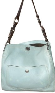 Coach Pebble-grained Leather Genuine Chelsea Collection Hobo Bag