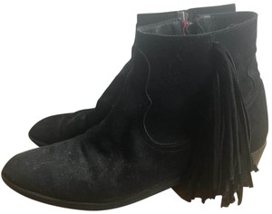 Modern Vice black Boots