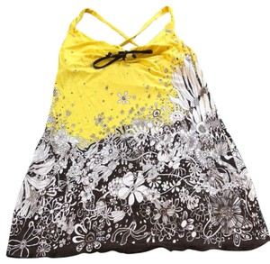 Miss Sixty short dress yellow on Tradesy