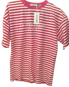 Guess T Shirt Red