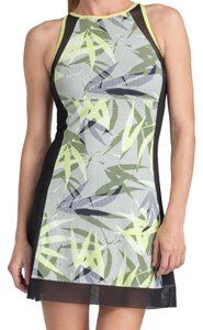 Tail Wilson Palm Springs Intrigue Chartreuse Sanja Dress S