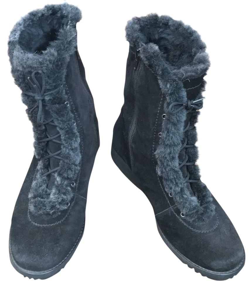 Ladies Stuart Weitzman Black goods 3w47739 Boots/Booties Let our goods Black go out into the world 102965