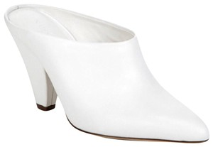 Vince White Mules