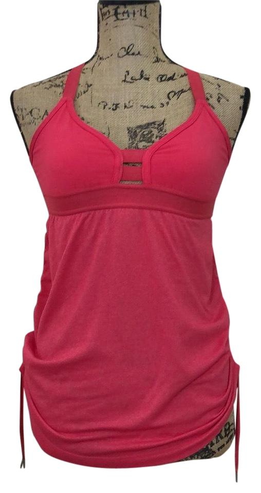 844ad6bed18f1 Lululemon Pink Hot Yogi Tank Top Cami Size 6 (S) - Tradesy