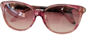 Gucci Pink Flora Sunglasses with Gucci Case 3635N/F/S 2E616 57 [] 15 135