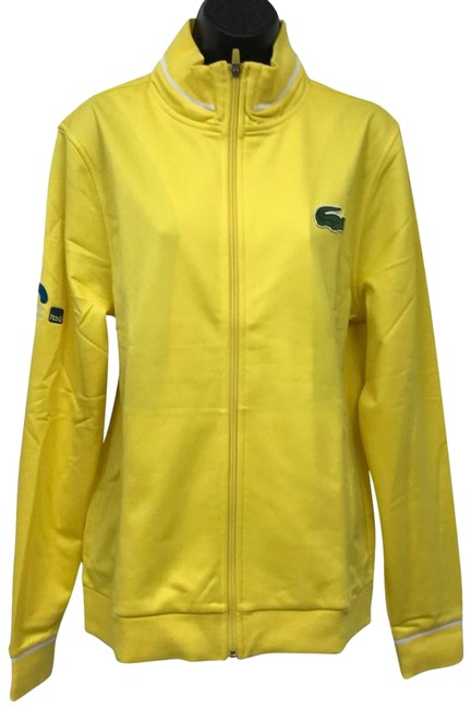 Item - Yellow Sport Croc Activewear Outerwear Size 6 (S)