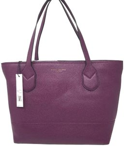 Marc Jacobs Tote in Aubergine
