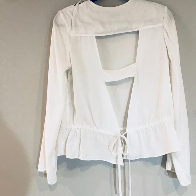 Sandro Top white