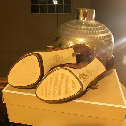 Michael Kors Brown Sandals