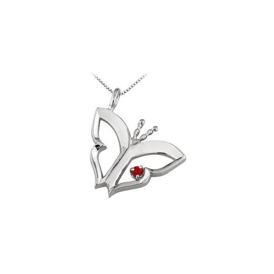 Preload https://img-static.tradesy.com/item/23390979/red-white-gold-butterfly-pendant-with-ruby-in-14kt-015-ct-tgw-necklace-0-0-540-540.jpg