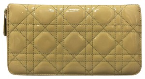 Dior Dior vernis yellow Wallet