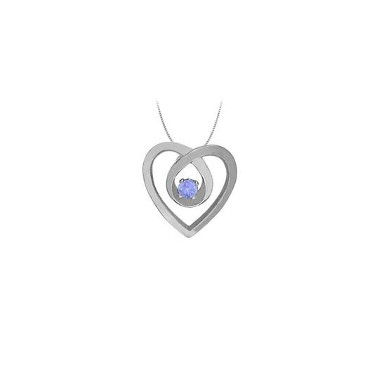 Preload https://img-static.tradesy.com/item/23391423/blue-white-gold-december-birthstone-tanzanite-heart-pendant-14kt-necklace-0-0-540-540.jpg